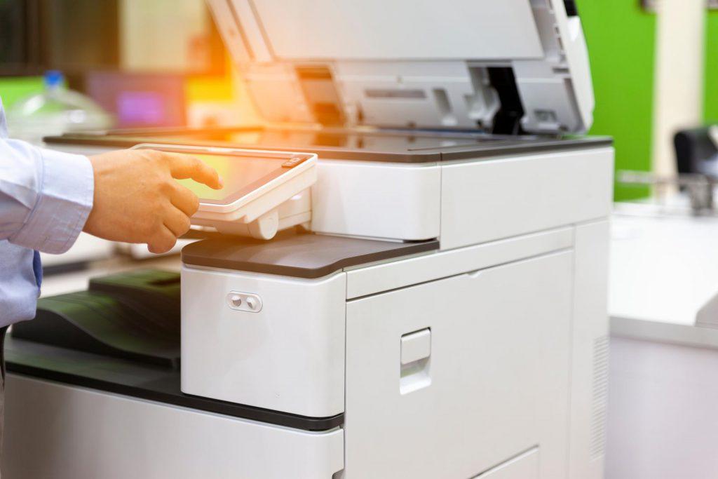 kopieermachine